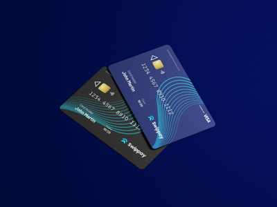 Swippay Credit Card | A young bank app visual identity packagingdesign packaging package mockup logotype logo inspiration logo design logo brand logo inspiration illustrator graphic design design branding brand identity brand adobe