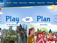 Kid's Featured Area