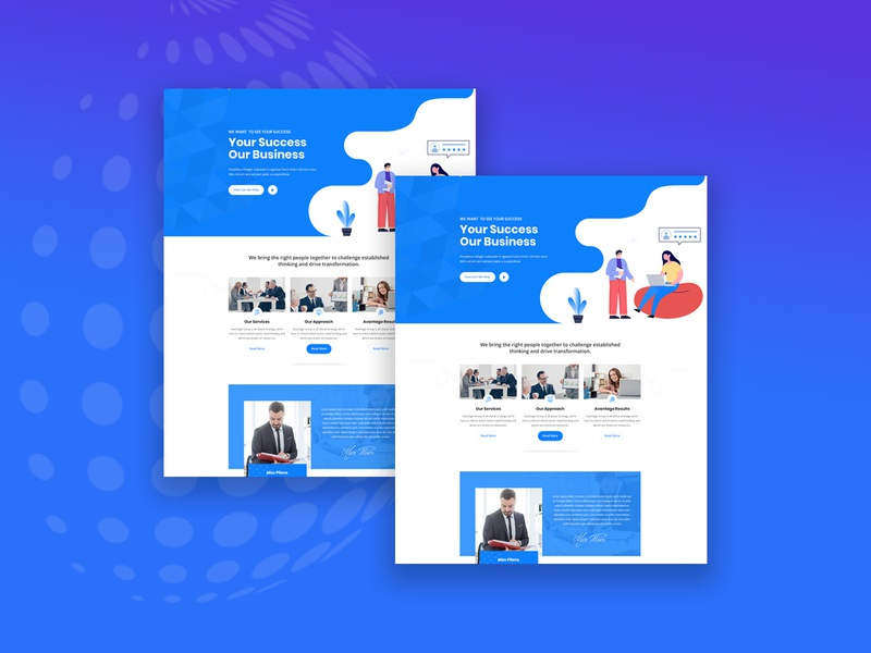 Conzol - Business Consultancy HTML Template