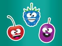 Cherry Berry Grape