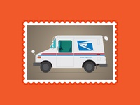 First Class Postage