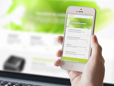 Responsive Website responsive clean web design web site