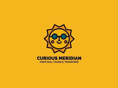 Curious Meridian Logo