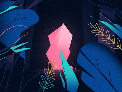 Jungle Crystal