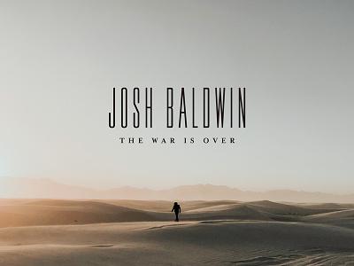 """Bethel Music - Josh Baldwin - """"The War Is Over"""" josh baldwin the war is over bethel music album artwork bethel"""