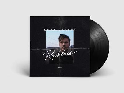 Cory Asbury - Reckless 99:1 bethel music cover album art design christian church bethel reckless love cory asbury 99:1