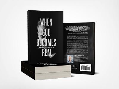 Brian Johnson - When God Becomes Real bethel church visual worship leader book design brian johnson bethel bethel music art christian