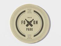 Foxon Park Coaster 4
