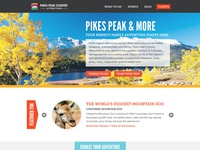 Pikes Peak Country Attractions Homepage