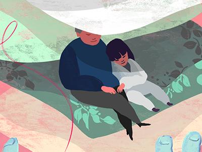 From Grandma illustration