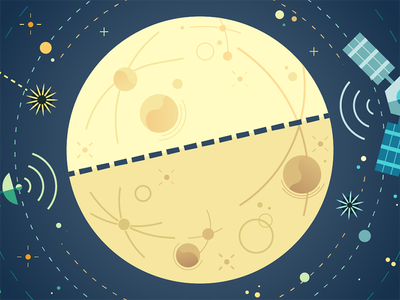 Diameter of the Moon space planets uber design moon