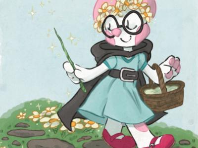 Flower Witch Mimi