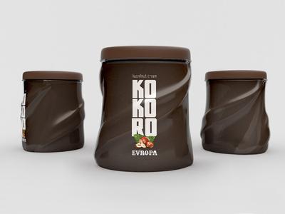 Hazelnut Cream Packaging