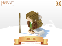 Character in Middle-earth-Bilbo