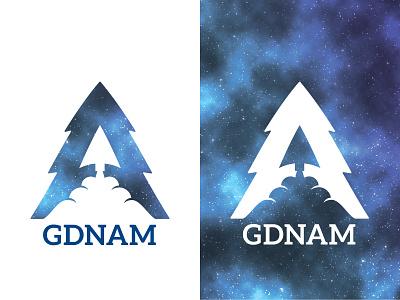 GDNAM Logo branding logo logo design