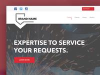 Fabrication Website