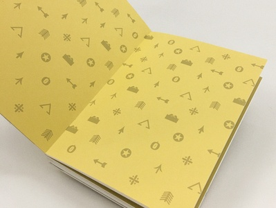 Moonrise Kingdom Glyph Pattern