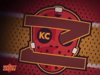 Kansas City Zephyrs Logo