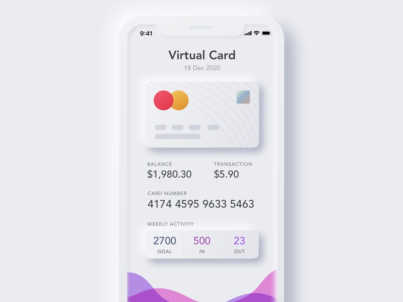 Mobile App card white color mobile design mobile ui smooth trend iphone x nice iphone apple mockups ios mockup clean ux ui mobiledesign mobile app
