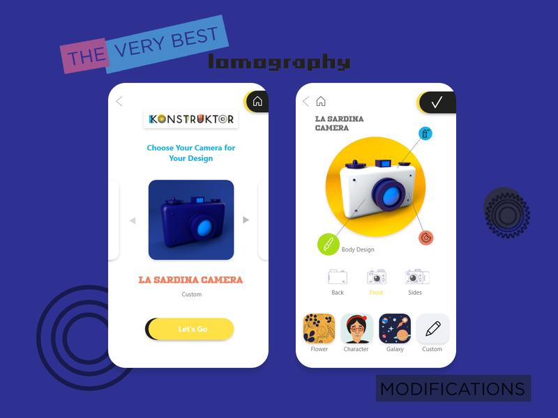 Lomo App