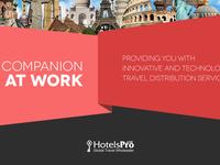 Hotelstore brochure concept