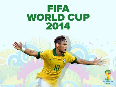 Fifa World Cup 2014 fifa world cup 2014 infographic neymar brasil football soccer logo