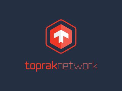 Toprak Net Corporate Identity Concept branding corporate identity logo