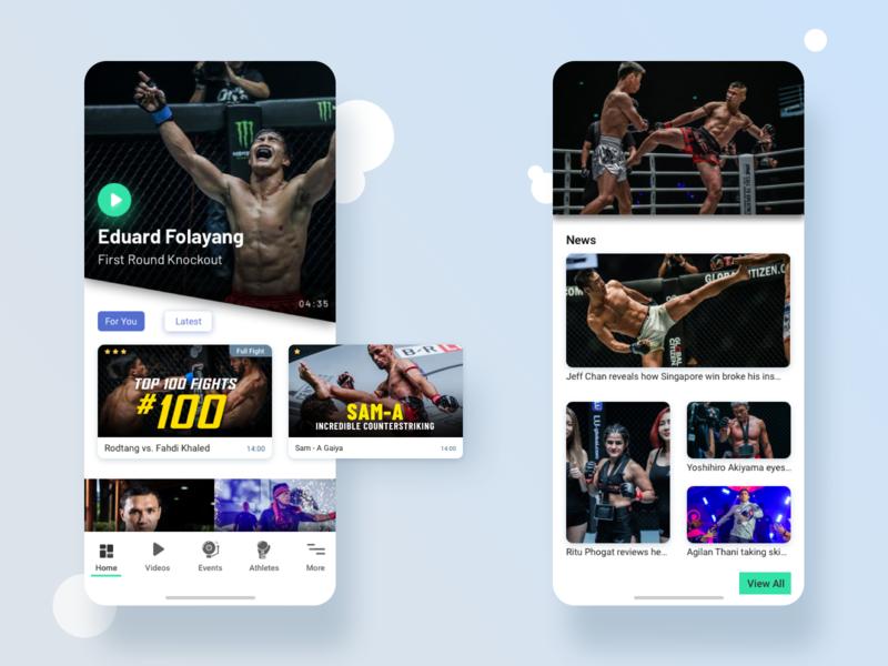 MMA Streaming