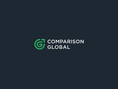 G LOGO ui ux app icon minimal vector typography branding logo illustration design