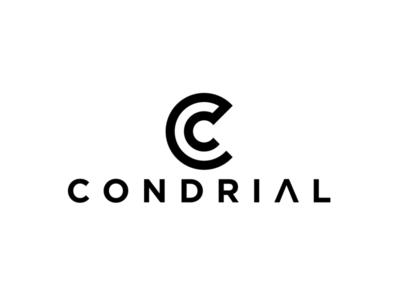 C Logo app icon minimal vector typography branding logo illustration design