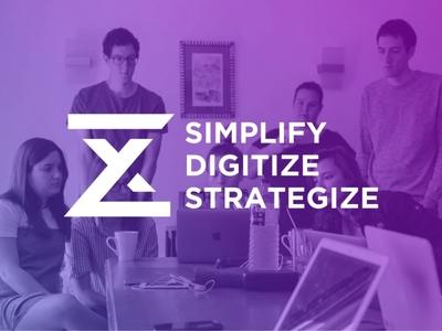 XYZ LOGO ux app icon minimal vector typography branding logo illustration design