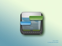 DailyUI #005 - App Icon