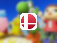 Smash Bros icon nintendo 3ds smash bros