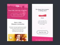 Ooh by Je Joue - Mobile Web Version