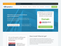 PropertyNow Homepage