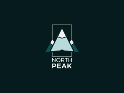 North Peak Logo