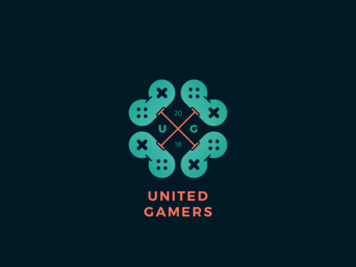 United Gamers Logo