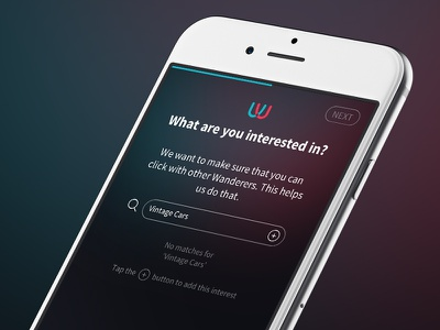 Onboarding user interface signup onboarding tag mobile ui tags mobile ios app ios app design explore ui app