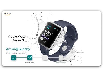 Daily UI 056 apple watch apple redesign amazon redesign amazon simple clean ui figma minimal clean userexperience userinterface ui ux breadcrumbs ui breadcrumbs daily ui 56 daily ui 056 daily ui dailyuichallenge