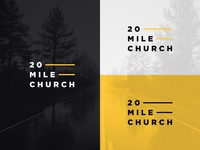 20 Mile Church Logo
