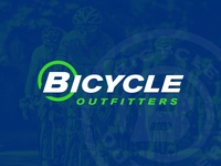 Bicycle Outfitters Logo Concept