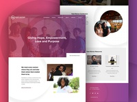 Total Women Movement Homepage