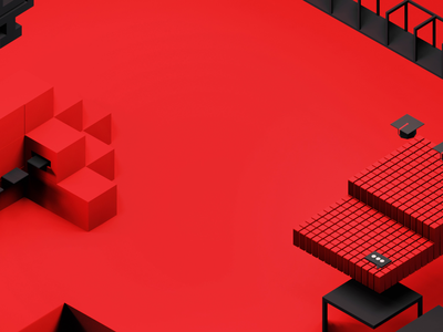 dcex isometric elements blender3d c4d blender isometric icons icon isometric isometry illustration