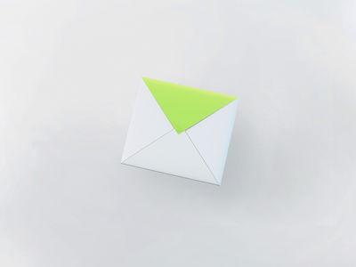 letter motion icon e-mail animation website ui motion letter illustration gif email 3d animation 3d 360 view