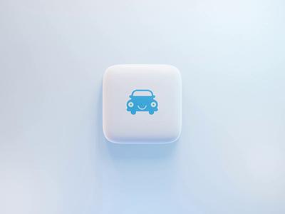 Mobile App UX UI Design 🔊 vehicle app icon gif ui design motion 3d product design uidesign website uiux interface animation ui