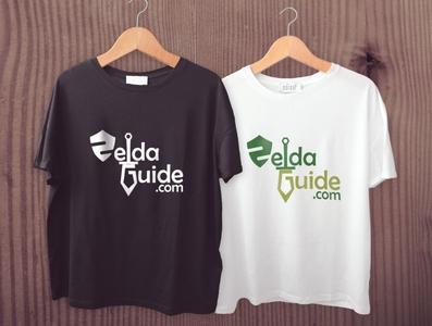 Zelda Guide T shirt Mock Up