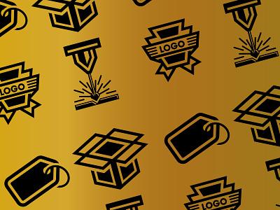 ICONS vector illustration badge branding icon logo