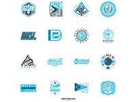 "Logo Development ""2015 – 2017"""