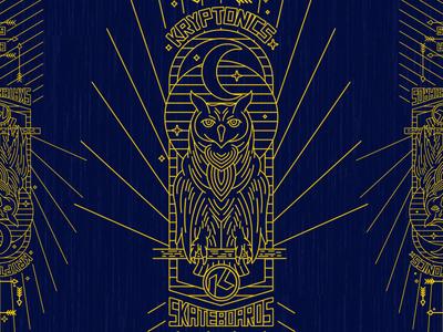 Kryptonics Owl