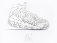 Jordan Legacy 312 RL Box Edition